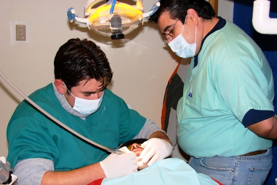 Dentists in Mexico